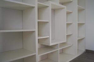 bibliotheque sur mesure montbert
